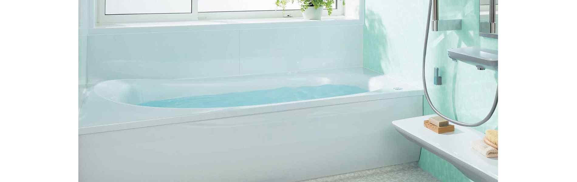 サンプル浴室